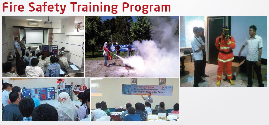 Dokumentasi Fire Safety Training